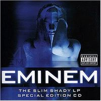 Cover Eminem - The Slim Shady LP [Special Edition]